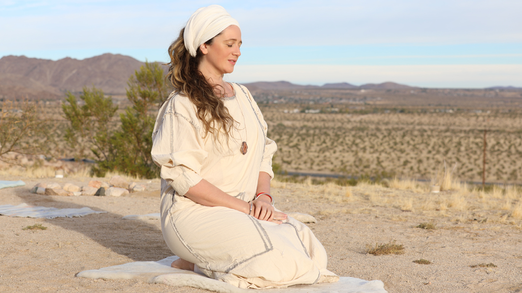 Tschüss «Resting Bitch Face» dank Kundalini-Yoga