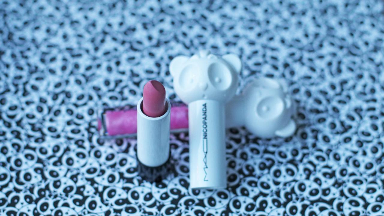 Star-Designer Nicola Formichetti im Interview über seine Makeupkollektion Mac x Nicopanda.