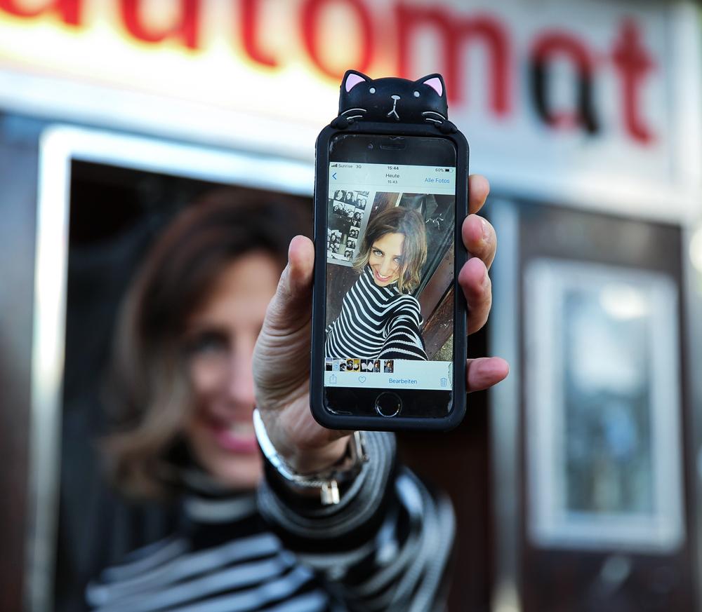 Profi-Fotografin Jehona Abrashi verrät auf sonrisa.ch, wie das perfekte Selfie geling!