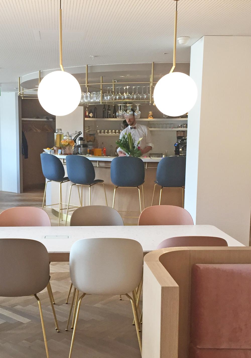 Im Wild Girls Deli bei Grieder in Basel kommen trendbewusste Gourmets voll auf ihre Kosten.