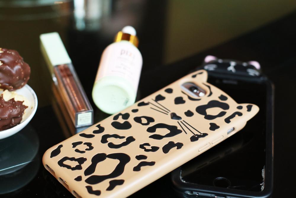 Makeup Artist und Pixi Botschafterin Amanda Bell ist ein Katzenfan.