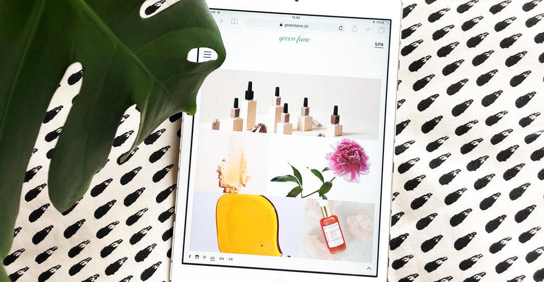 Zur Feier des neuen Designs von greenlane.ch gibt es exklusiv für die sonrisa.ch-Leserschaft einen Einkaufsrabatt.