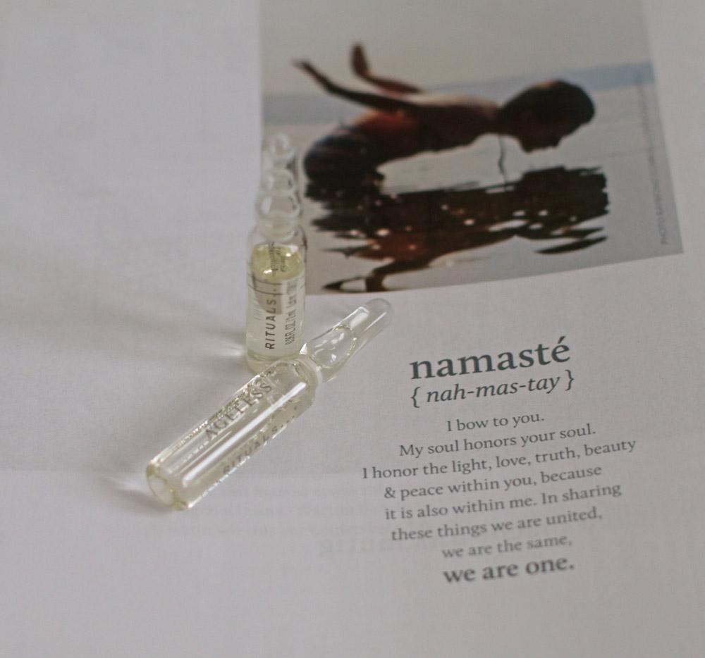 Alles (aber wirklich alles), was Du über die neue Gesichtspflegelinie The Rituals of Namaste von Rituals wissen musst, erfährst Du auf sonrisa.ch.