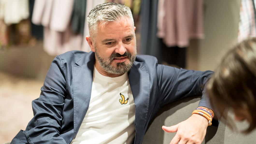 «Wage etwas, aber gehe nicht zu weit»: Q&A mit Star-Designer Adrian Runhof