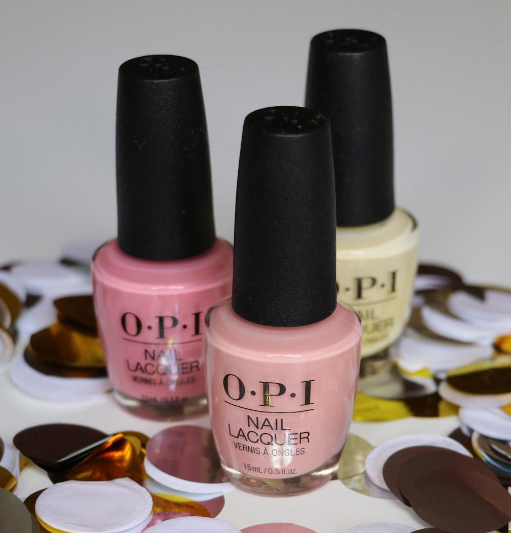 Grease by OPI bringt die sommerlichen Farben des Kultfilms auf Deine Nägel.