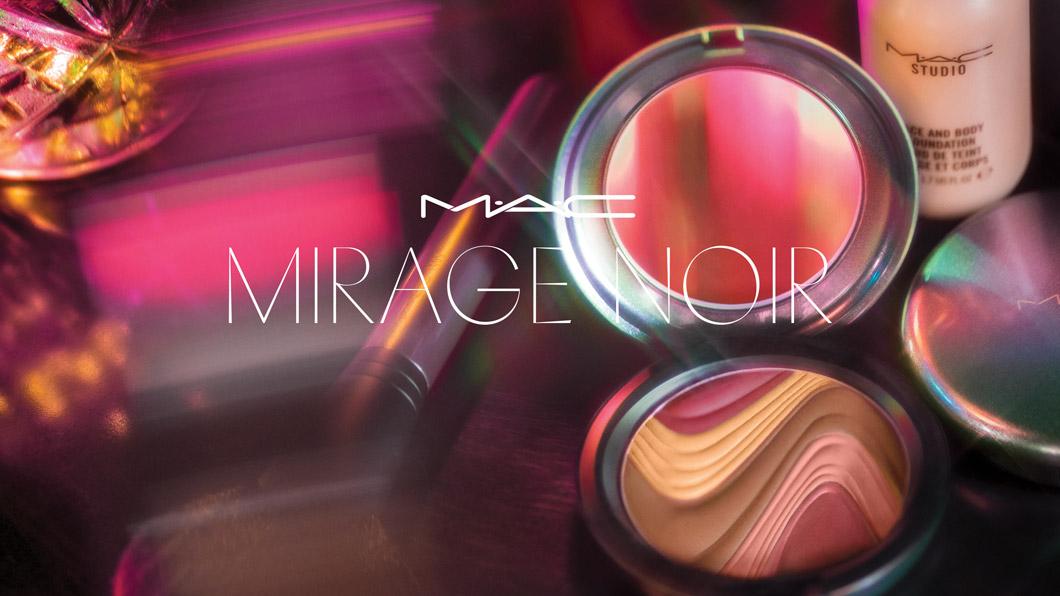 Eine Fata Morgana für das Gesicht: Mirage Noir von Mac Cosmetics