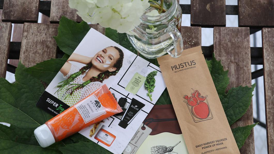#SuperIngredients: Es grünt so schön bei Sephora