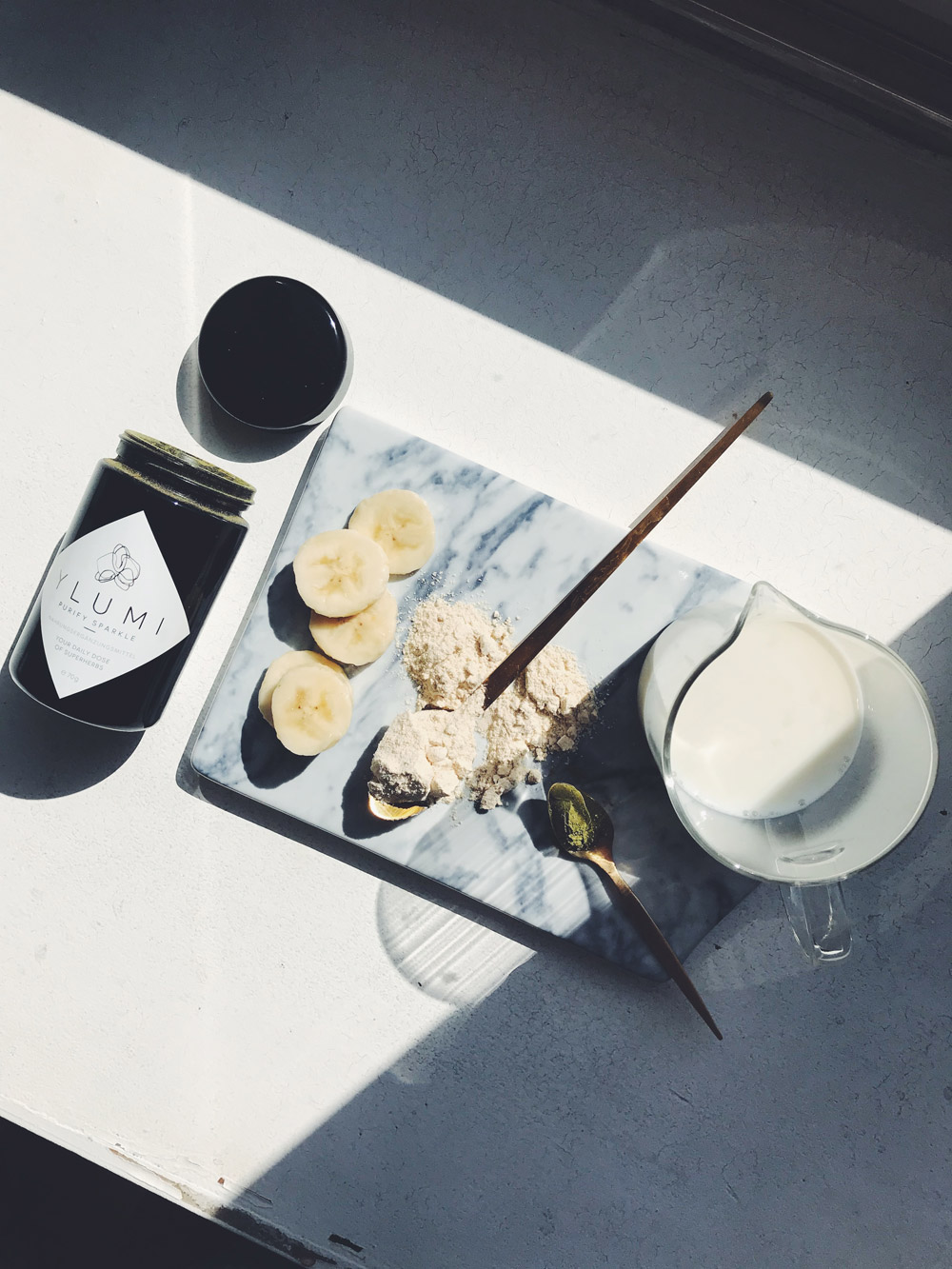Vegan, ohne Zucker und so lecker: die Ylumi Purify Pancakes mit integriertem Beauty-Bonus.