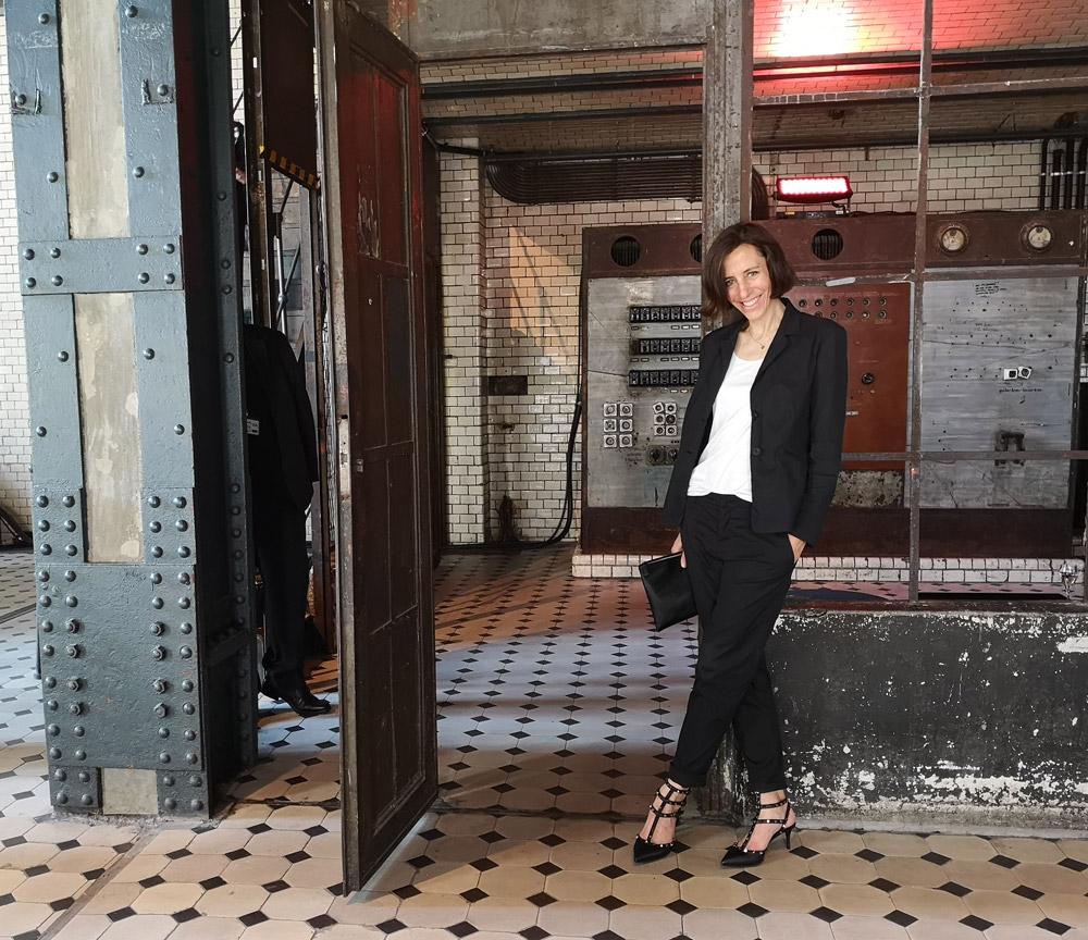 sonrisa war in Berlin an der Fashion Week und hat Dir viele Bilder mitgebracht.