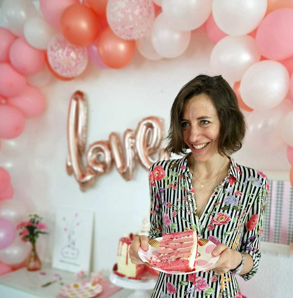 It's a girl! sonrisa war an ihrer ersten Baby Shower und hat Dir viele Bilder mit viel Jööh und Ahh mitgebracht.