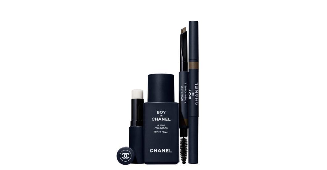 Mit Boy de Chanel lanciert das Traditionshaus im kommenden Jahr die erste Makeup Linie für Männer.
