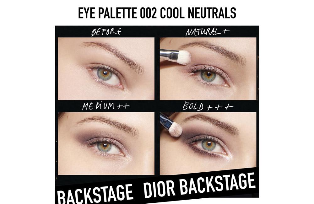Nationals Dior Makeup Artist Michelle verrät ihre besten Schminktipps anhand der neuen Dior Backstage Kollektion.