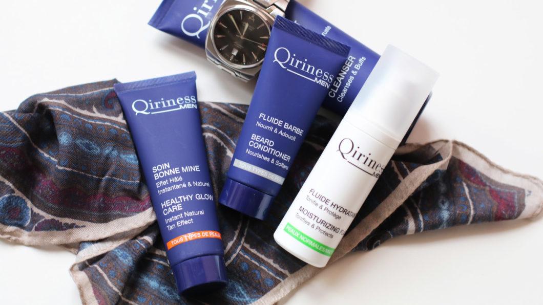 Qiriness for men: Zwei Minuten länger im Bad
