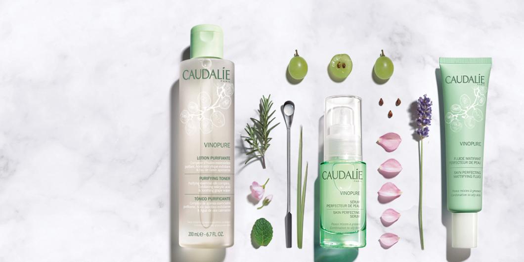 Vinopure von Caudalie ist ein natürliches Beauty-Ritual für Menschen mit unreiner Haut und Pickeln.