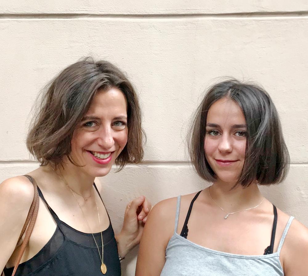 Auf sonrisa gibt es die Höhepunkte des Familien-Weekends in Milano zu sehen.