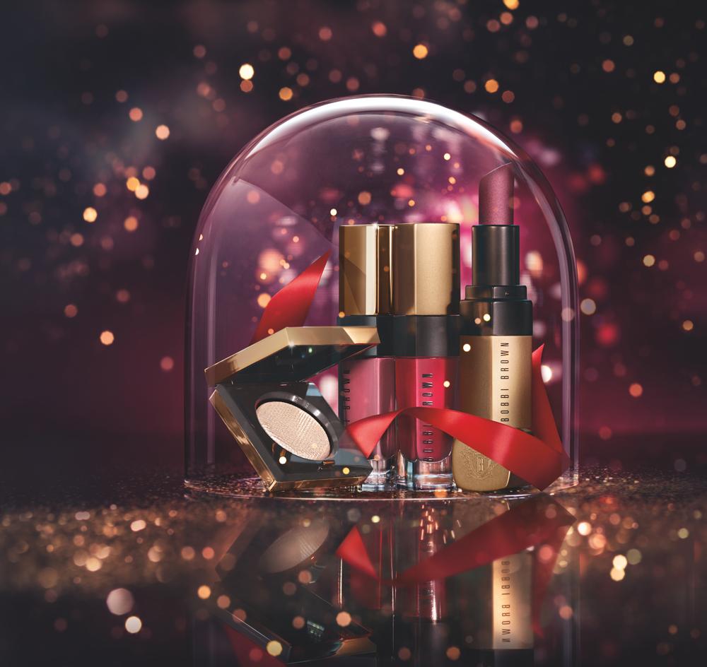 Glam it up, Baby: Auf sonrisa gibt es eine Vorschau auf die Holiday Collection 2018 von Bobbi Brown.