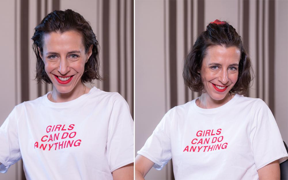 How to: sonrisa zeigt Dir in diesem Hairtutorial, wie Du einen schönen Alltagslook stylst mit dem neuen Dyson Airwrap.