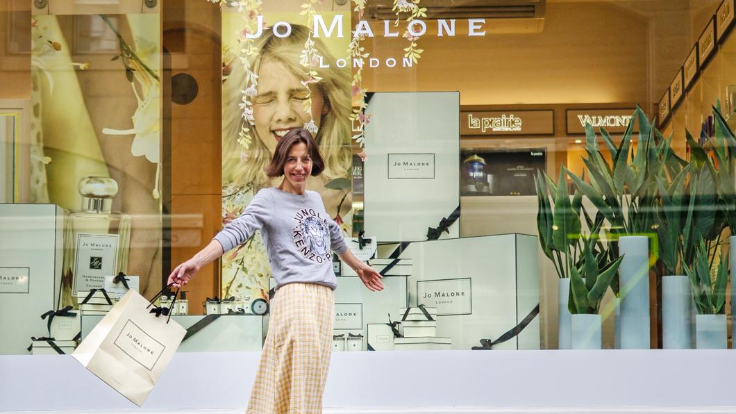 Zehn Fakten über Jo Malone London…