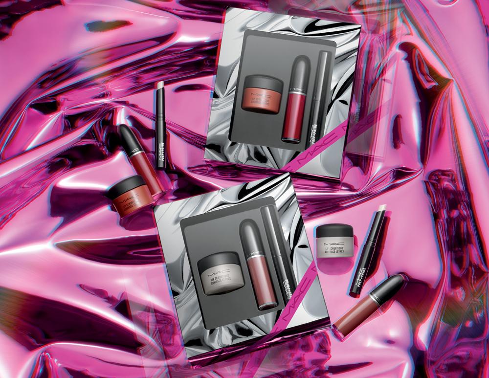 Morgen wird die Mac Holiday Collection 2018 Shiny Pretty Things lanciert, aber hier auf sonrisa kannst Du heute schon einen Blick darauf werfen!