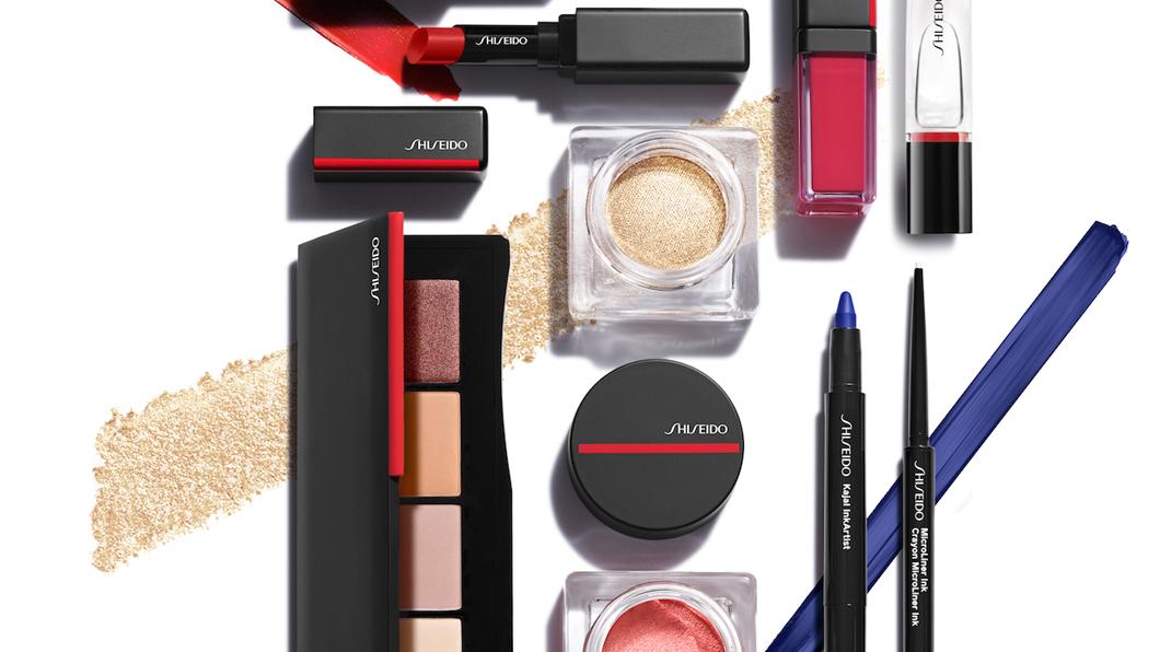 Beauty Reimagined: die neue Makeup-Kollektion von Shiseido