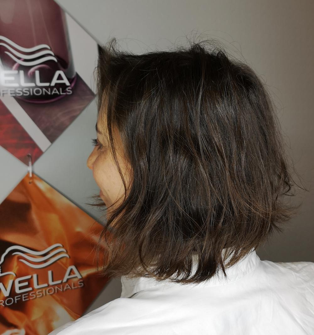 Wella präsentiert mit Koleston Perfect eine Farbe, die alles verändert - und sonrisa macht den Selbsttest.