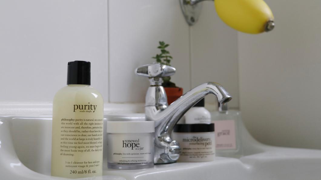Less is more in der Hautpflege oder: alles, was Du über den Beauty-Brand philosophy wissen musst