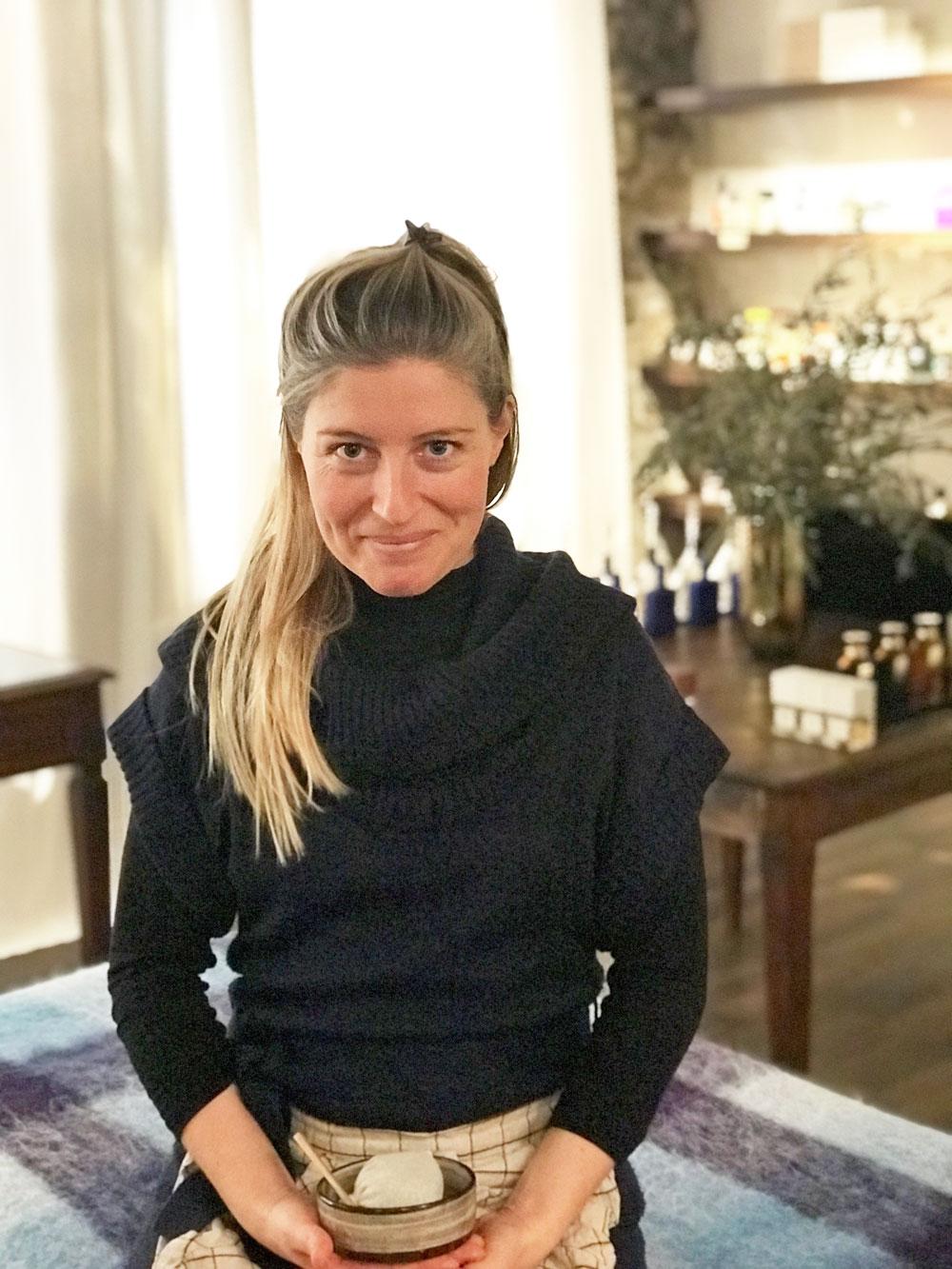 sonrisa hat bei Mon Salon Vert eine Naturkosmetik-Gesichtsbehandlung getestet - und freut sich eine Woche später immer noch über ihre schöne Haut!