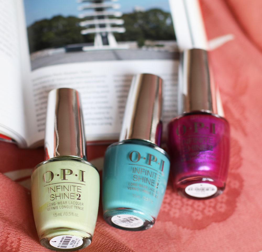 Die limitierte Nagellack-Kollektion Tokio by OPI bringt einen Hauch von Fernost auf Deine Nägel.