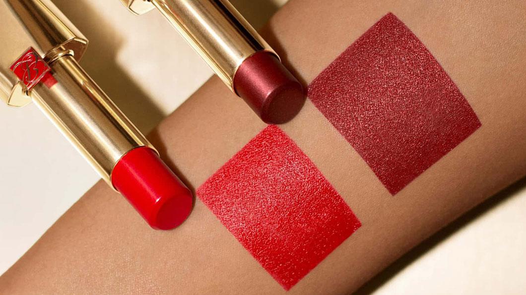 Das Glücksritual mit den Estée Lauder Pure Color Desiree Rouge Excess Lipsticks
