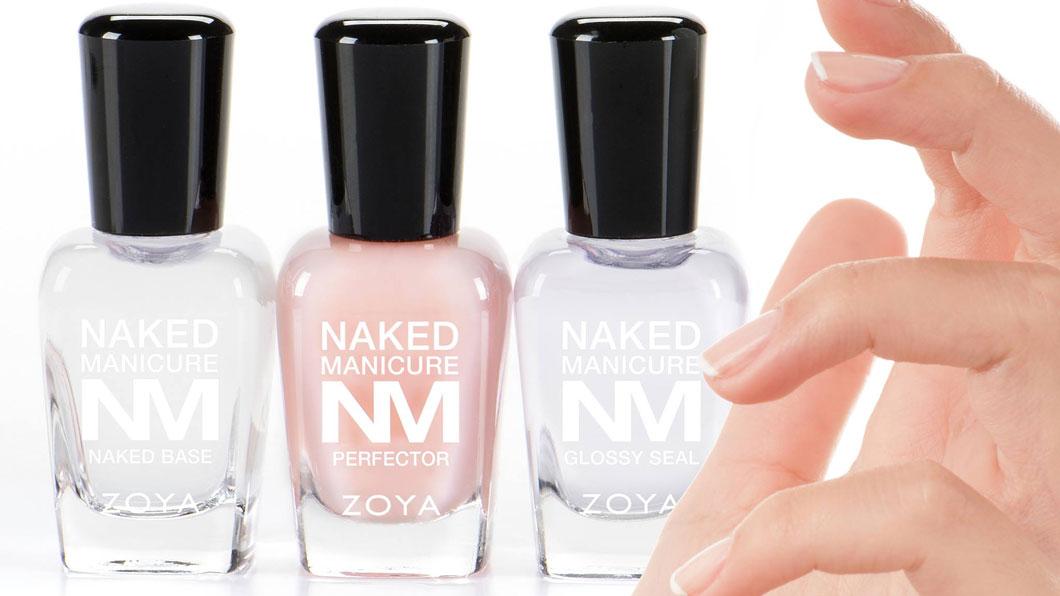 Nackte Tatsachen mit der Naked Manicure von Zoya