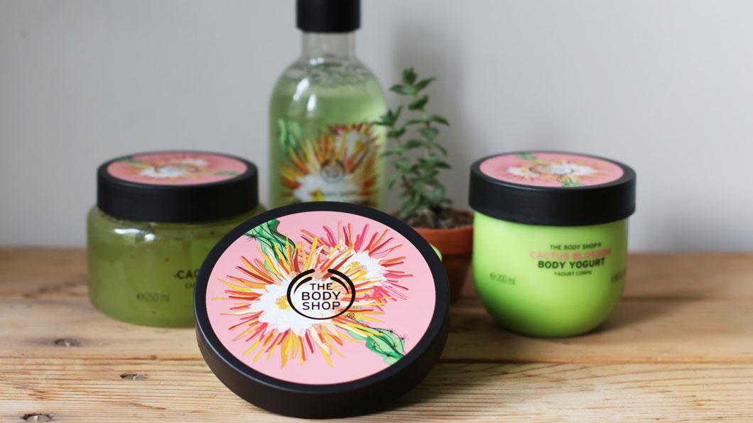 Win: Cactus Blossom Special von The Body Shop