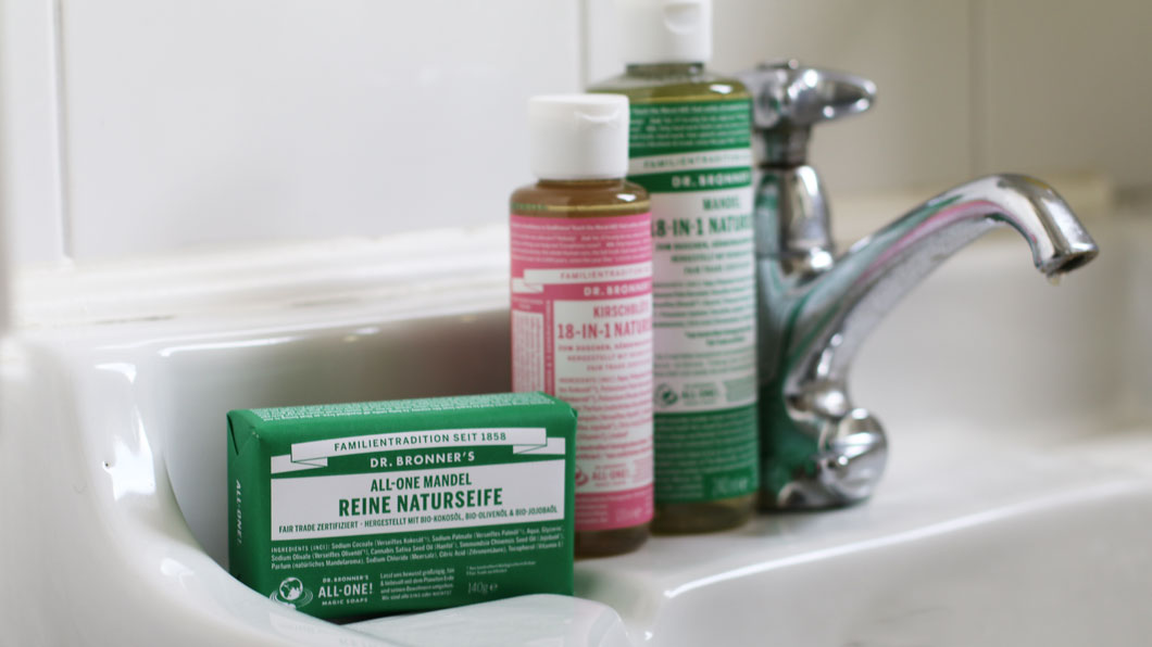 Beauty-Ikone: Dr. Bronner's Magic Soap