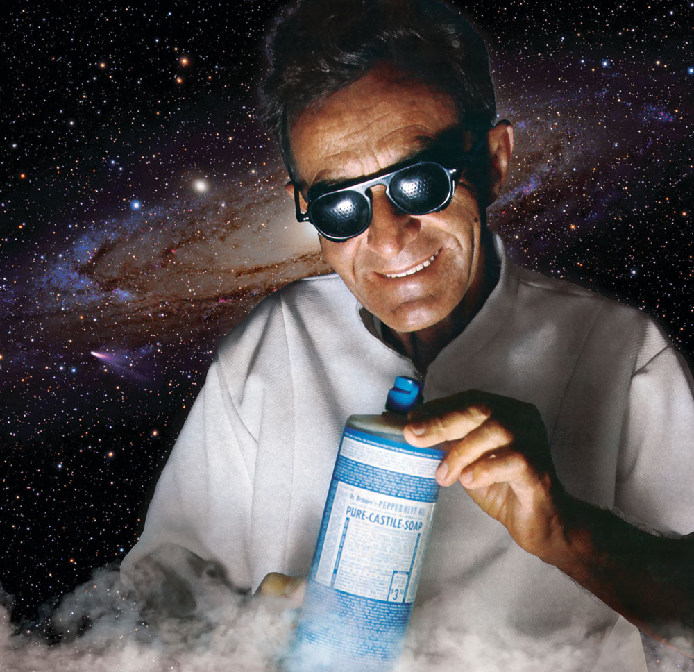 Spannender als jeder Abenteuer-Roman: Die Geschichte der Dr. Bronner's Magic Soap.