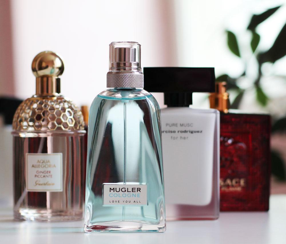 sonrisa präsentiert zum internationalen Duft-Tag 2019 vier tolle Parfum-Neuheiten.
