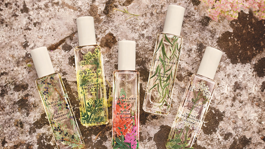 Jo Malone London Brit-Collection 2019: Wildflowers & Weeds