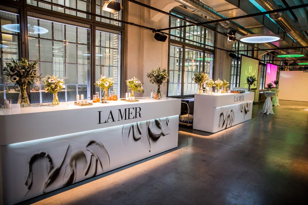 La Mer präsentiert in Zürich bei einer Beauty-Party The Concentrate im neuen Design.