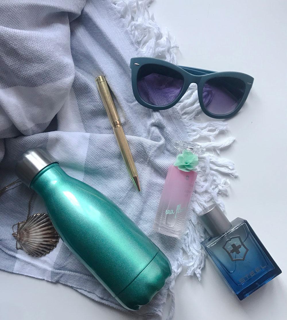 Reisen mit kleinem (Beauty-) Gepäck hat nichts zu tun mit Verzicht, sondern im Gegenteil viele Vorteile.