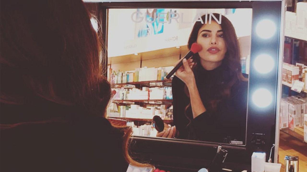 Guerlain National Makeup Artist Didem Abbaszadeh verrät exklusiv auf sonrisa.ch ihre besten Schmink-und Beauty-Tipps.