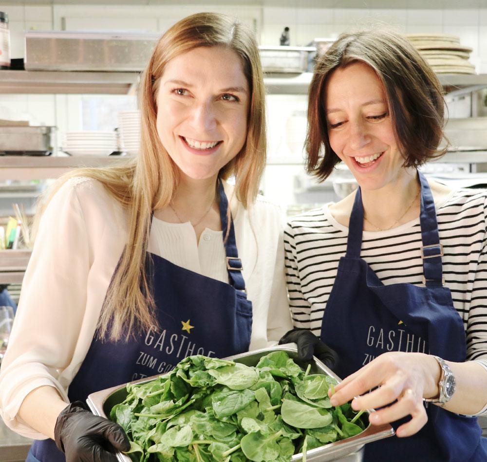 Mrs Flury x sonrisa: Zwei Foodies schwingen gemeinsam den Kochlöffel und verraten Dir die besten Tipps gegen Frühlingsmüdigkeit.