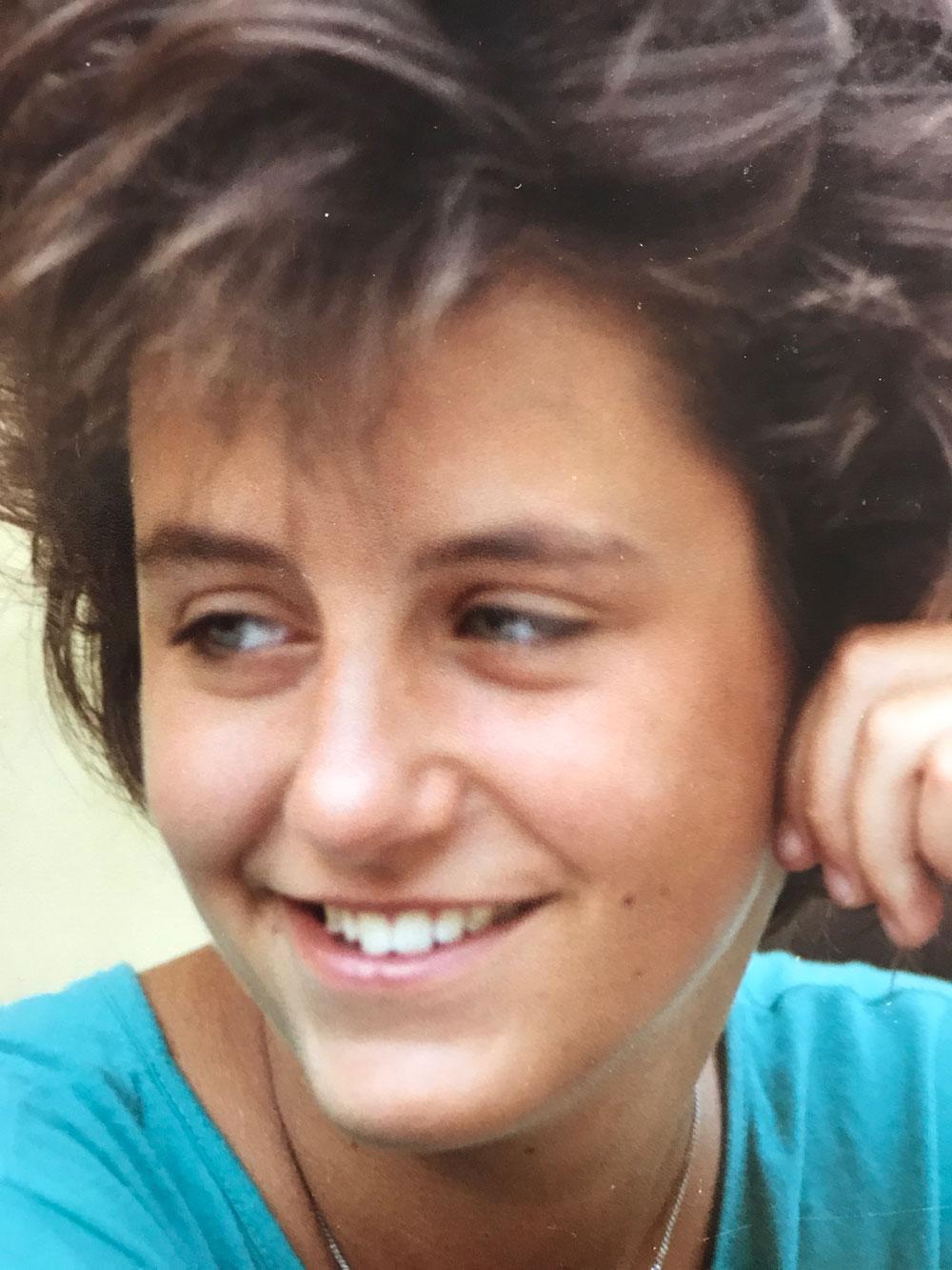 Le'ts talk: Katrin von sonrisa gibt ihrem jüngeren Ich ein paar Beauty-Tipps.