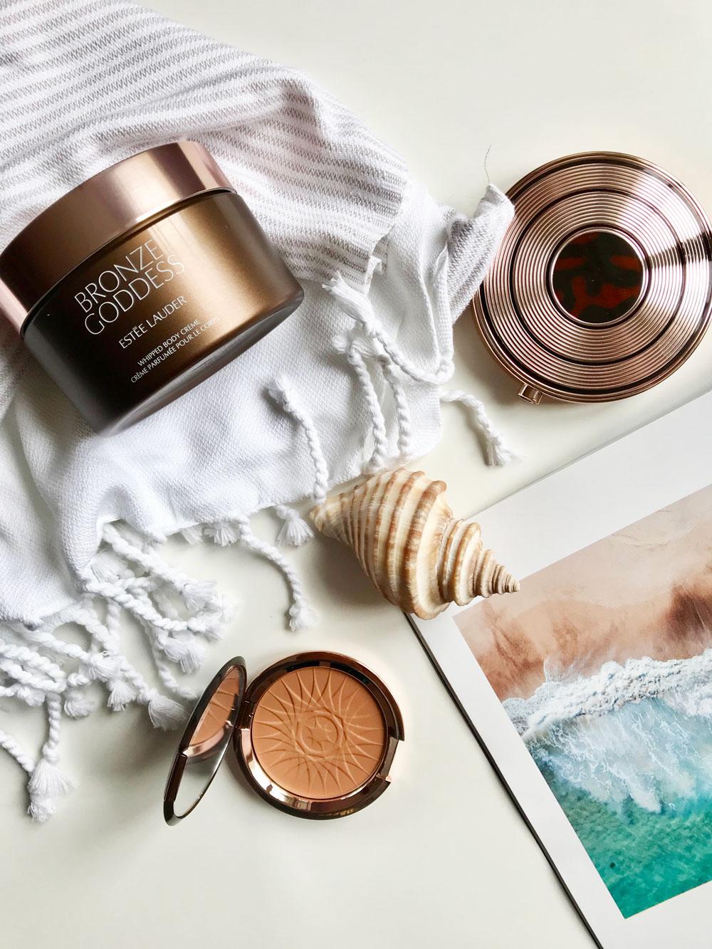 sonrisa zeigt Dir die Favoriten aus der Bronze Goddess Kollektion 2019 und sorgt damit für Sommergefühle.