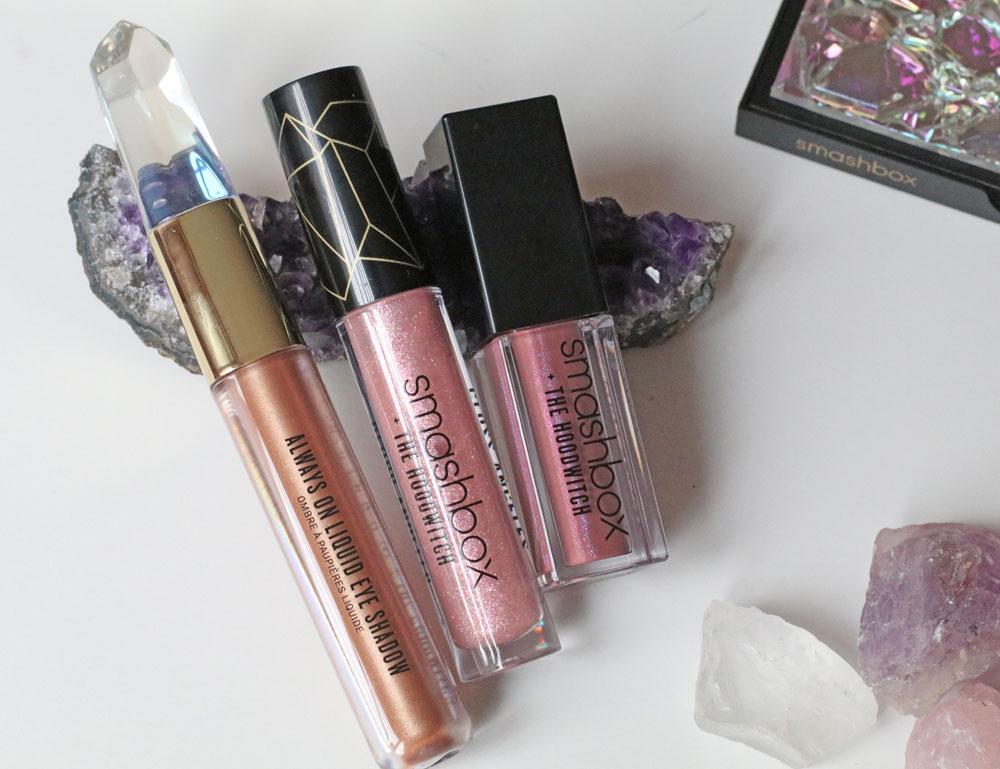 Simbsalabim: Bei der Crystalized Kollektion von Smashbox trifft Beauty auf Magie
