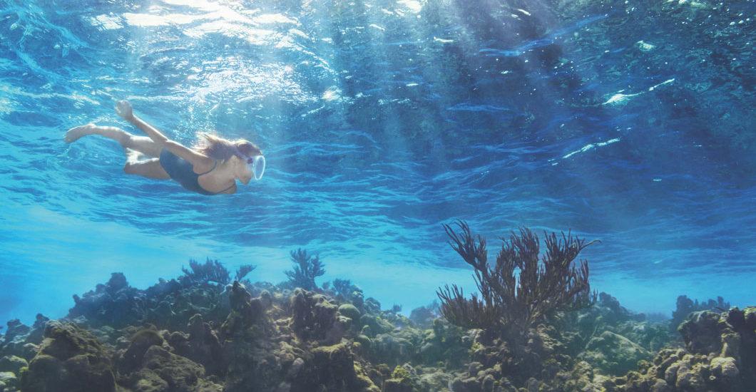 Mit der La Mer Blue Heart Mission können wir alle eine wohlwollende Welle von Gutem erzeugen und die Lebensräume in den Ozeanen schützen.