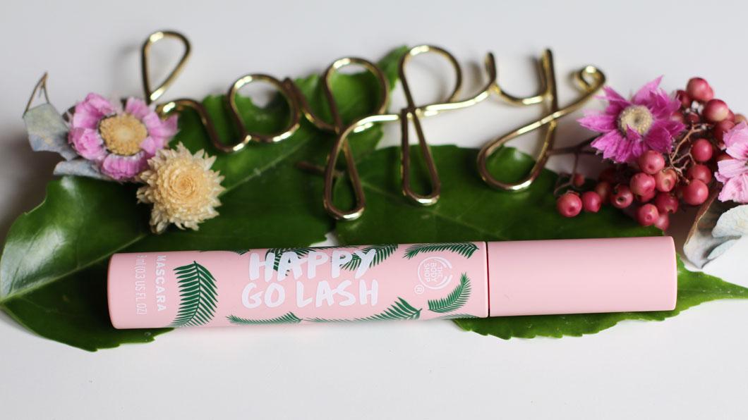 Happy go Lash: Makeup für Glückskinder