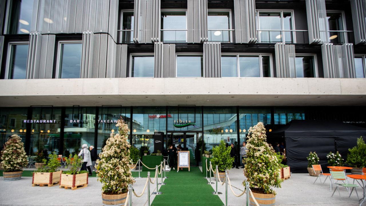 tibits eröffnete in Basel das zweite Restaurant und sonrisa hat für Dich alle Fakten zum neuen Vegi-Paradies beim Bahnhof.