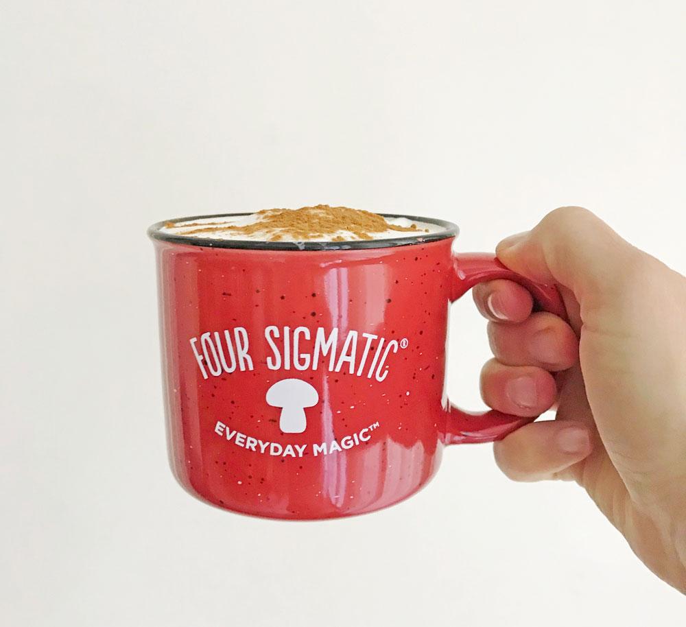 Mushroom Coffee by Four Sigmatic