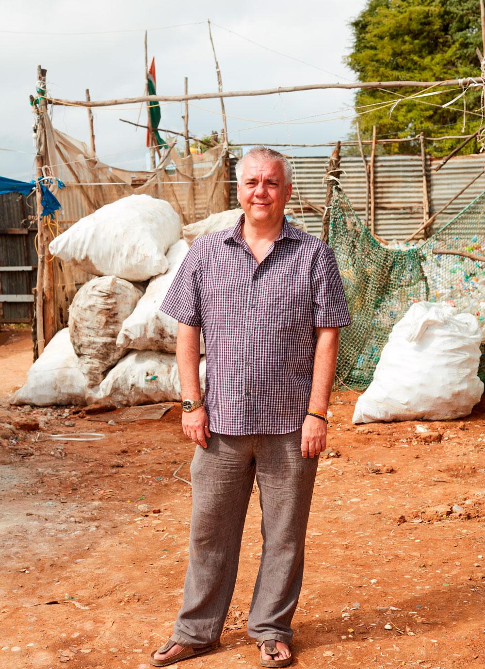 Mit dem neuen Community Trade Plastik-Projekt geht The Body Shop die Plastikkrise auf verschiedenen Ebenen an.
