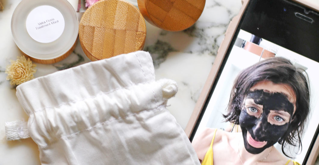 Let's talk: Wie lässt sich die Einwirkungszeit einer Gesichtsmaske besonders sinnvoll nutzen?