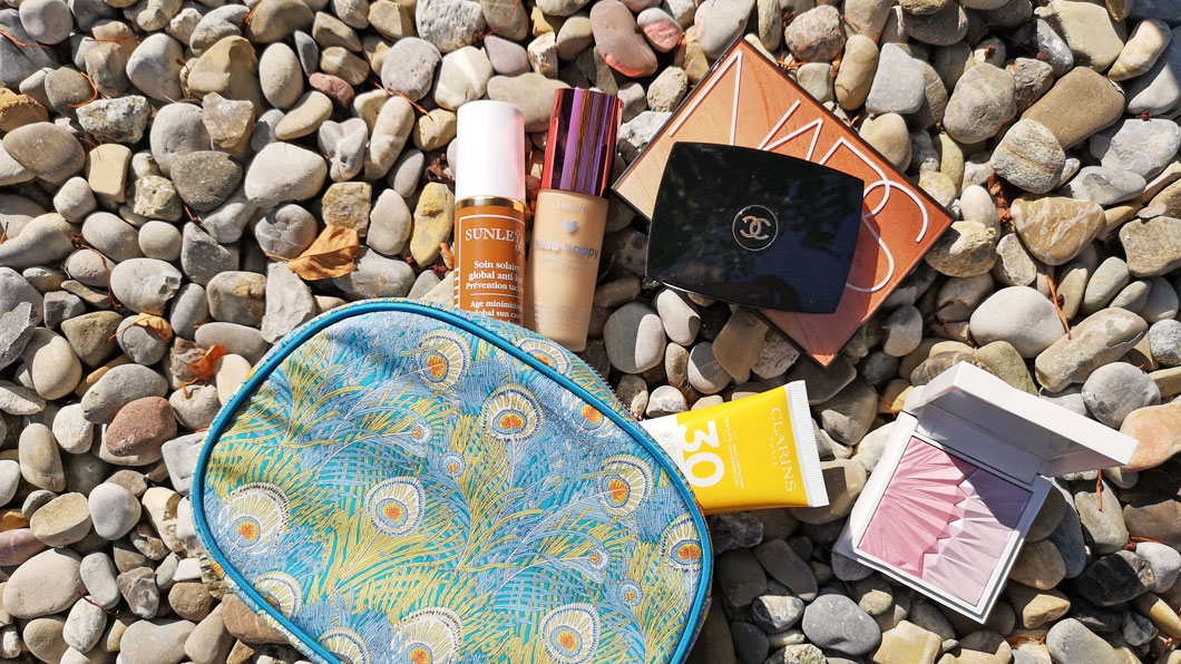 Make-up Must Haves fürs Feriengepäck