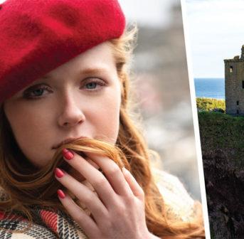 Kilts, Dudelsäcke, Einhörner und das legendäre Monster des Loch Ness: die neue Nagellack-Kollektion Scotland by OPI ist inspiriert von Schottland.